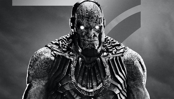 """Zeus se enfrentó a Darkseid en el flashback de """"Justice League"""" de Zack Snyder (Foto: Warner Bros.)"""