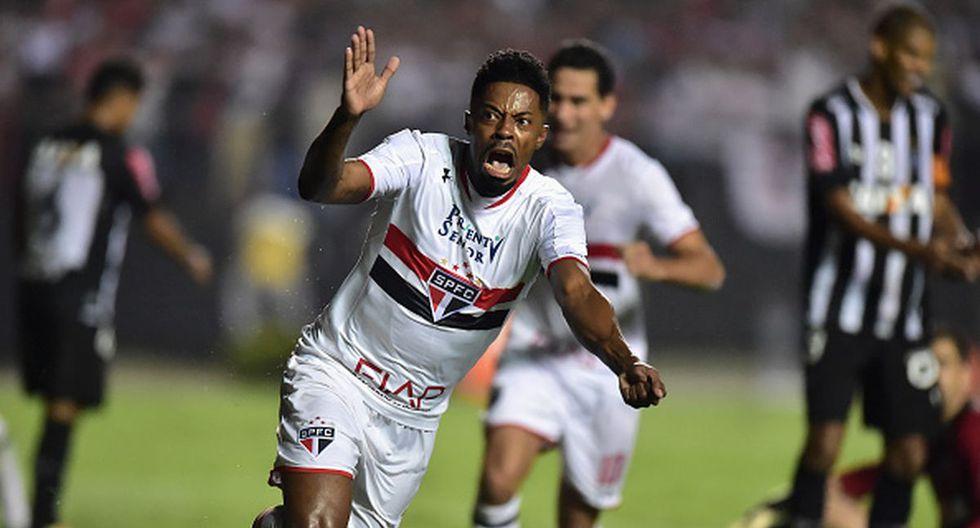 6. Club: Sao Paulo | Valor: 88.30 millones de euros. (Getty)