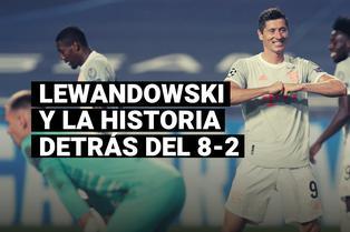 Lewandowski reveló la confianza de los jugadores del Bayern antes de enfrentar al Barcelona