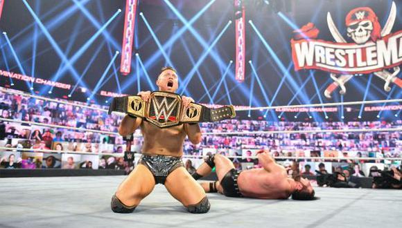 La razón por la que The Miz se habría convertido en campeón de WWE. (WWE)