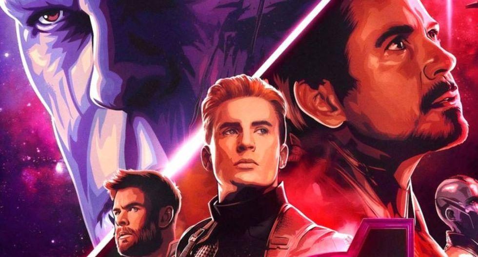 Avengers: Endgame regresa a los cines (Marvel)