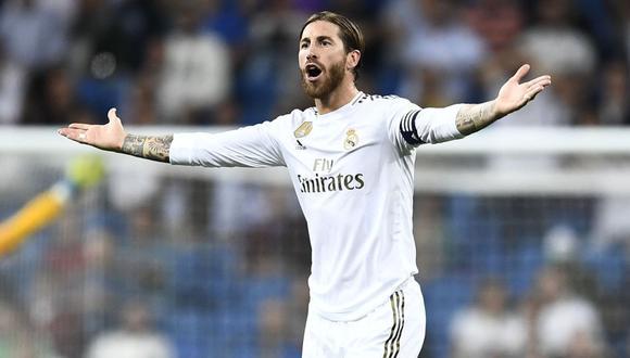 Real Madrid y Atlético de Madrid empataron 0-0 en el derbi del sábado en el Wanda Metropolitano. (AFP)