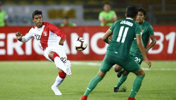 El deseo de Kluiverth Aguilar con la selección peruana. (Foto: GEC)