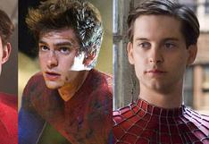 Marvel podría presentar a los tres Spider-Man en increíble póster