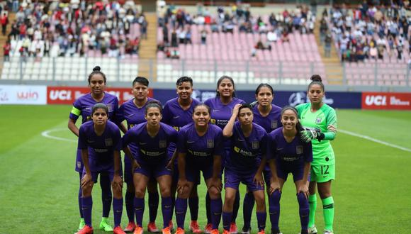 Alianza Lima recibió reconocimiento de FIFA. (Foto: GEC)