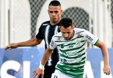 Zamora venció por la mínima a Plaza Colonia en Barinas por la ida de la primera fase de Copa Sudamericana