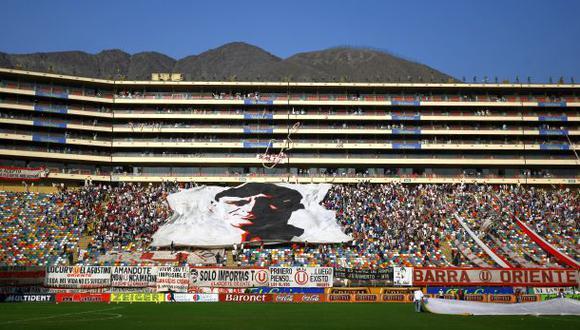 El estadio Monumental cumple 20 años el día de hoy. (GEC)