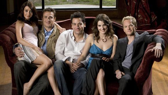 """""""How I Met Your Mother"""" se estrenó en 2005 y tuvo 9 temporadas al aire por la cadena CBS (Foto: CBS)"""