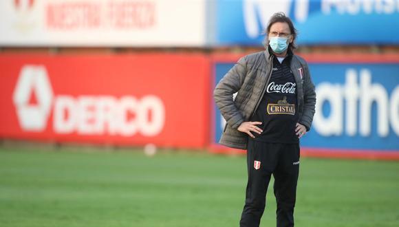 Gareca regresará pronto a Perú. (Foto: FPF)