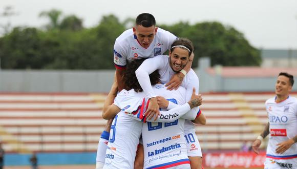 Mannucci derrotó 3-1 a Universitario por la fecha 3 de la Fase 2 (Foto: Liga 1)