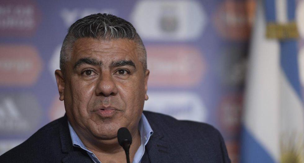 El análisis de Claudio Tapia por el trabajo de Lionel Scaloni como entrenador de la selección argentina. (Foto: AFP)