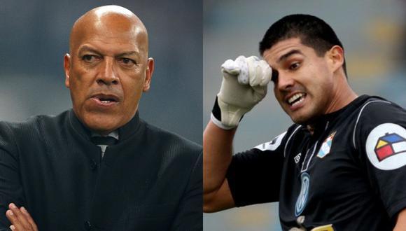 Roberto Mosquera aseguró que intento mantener a Erick Delgado en Sporting Cristal (Foto: GEC)