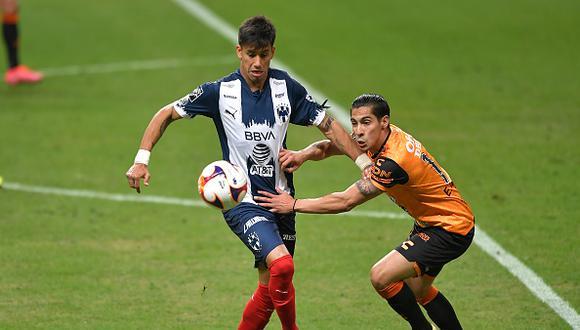 Monterrey vs. Pachuca se vieron las caras este domingo por la jornada 15 de la Liga MX 2021 (Foto: Getty Images)