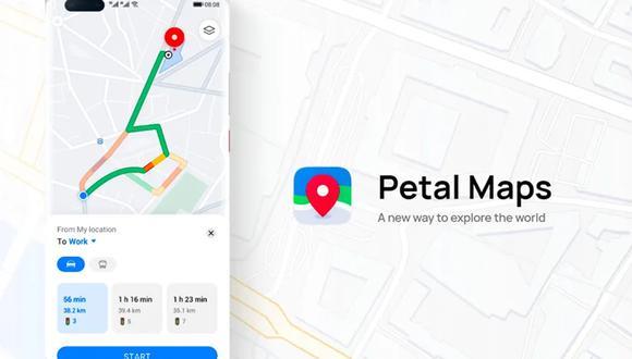 Conoce todos los detalles de cómo poder agregar sitios a Petal Maps, el Google Maps de Huawei. (Foto: Huawei)