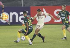Universitario 1-1 Defensa y Justicia EN VIVO: canales de TV por la Libertadores 2021