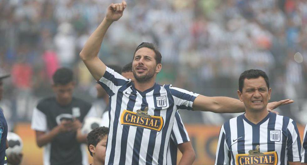 Claudio Pizarro desea jugar por Alianza Lima, aseguró su padre. (Foto: GEC)