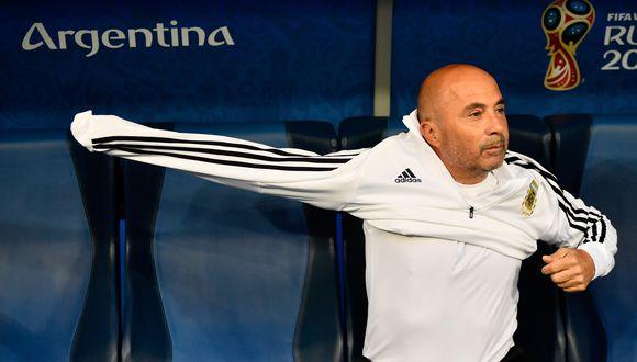Agüero remarcó en más de una ocasión que fue suplente ese día. (Foto: AFP)