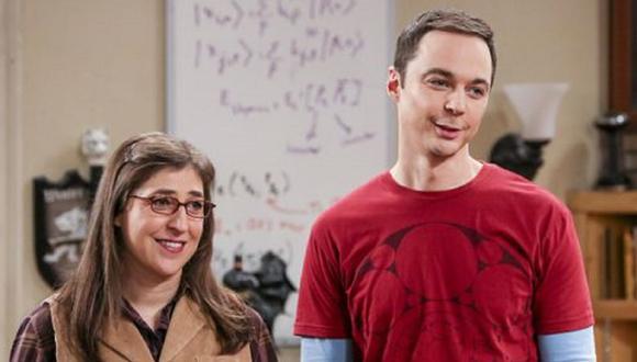 """Sheldon y Amy se casaron al final de temporada 12 de """"The Big Bang Theory"""" (Foto: CBS)"""