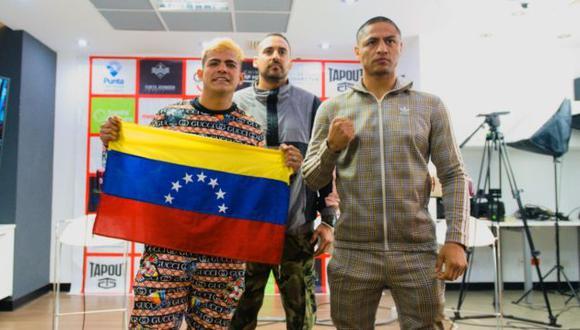 Jonathan Maicelo regresa al ring este 18 de septiembre. (Difusión)