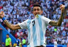 Directo a Scaloni: Di María dijo no entender por qué no fue convocado con Argentina para las Eliminatorias