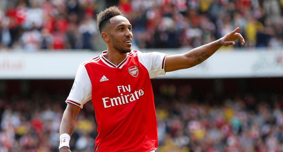 Puesto: 9 | Jugador: Pierre-Emerick Aubameyang | Partidos: 90 | Goles: 62 | Asistencias: 13. (Agencias)