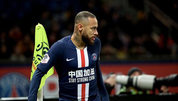 Leandro Paredes le bajo a los rumores de la vuelta de Neymar al Barcelona. (Foto: Getty Images)