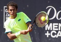 Luego de pasar por la 'qualy': Juan Pablo Varillas jugará el cuadro principal del ATP de Santiago