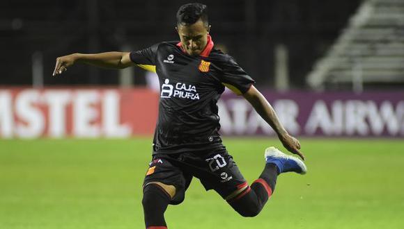 Roberto Céspedes, además de Atlético Grau, también ha jugado por César Vallejo y Sport Loreto. (Foto: AFP)