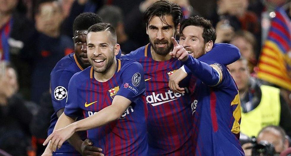 Barcelona llegó a un acuerdo con Everton por el traspaso de André Gomes por 25 'kilos'