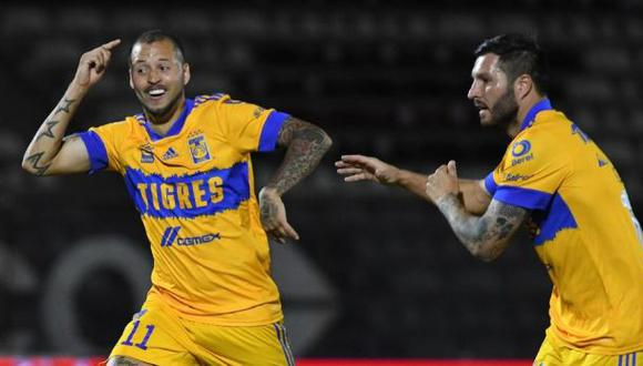 Tigres vs. Juárez por el Torneo Clausura de la Liga MX. (Foto: Imago)