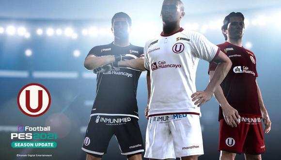PES 2021: Alianza Lima, Universitario de Deportes, Sporting Cristal y otros clubes juegan en la Superliga 11 vs. 11. (Foto: Konami)