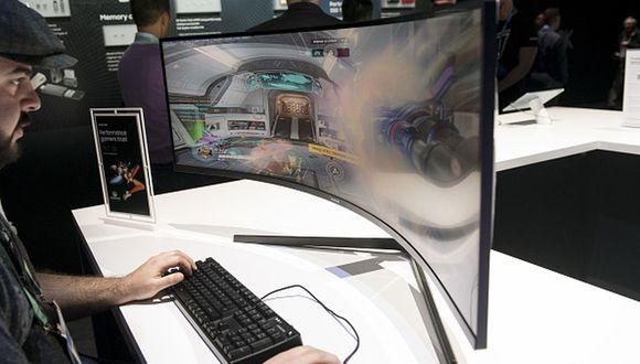 Samsung Odyssey G9: conoce las características del monitor futurista para gamers. (Getty)