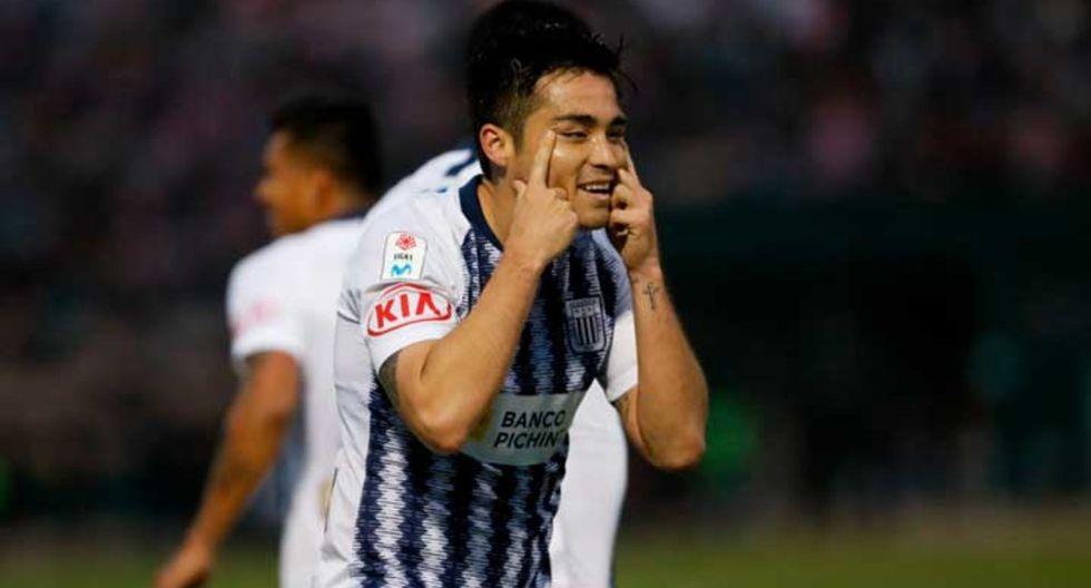 Rodrigo Cuba podría irse al fútbol de México. (Foto: Twitter)