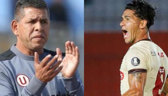 Jonathan Dos Santos será titular en el duelo ante Cerro Porteño. (GEC)