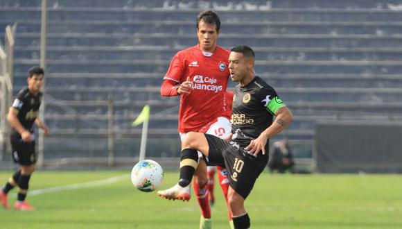 Cienciano vs. Cusco FC en el Alejandro Villanueva por la Liga 1 (Foto: Liga 1)