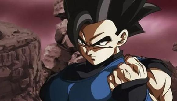 Dragon Ball Super: así se vería Shallot, el veterano saiyajin, con el Ultra Instinto. (Foto: difusión)