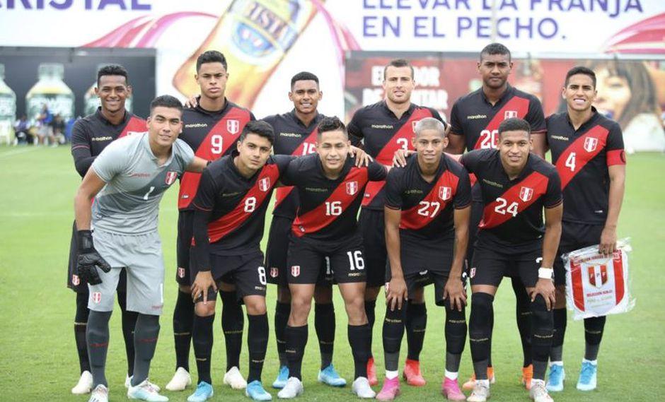 La Selección Peruana participó en los Juegos Olímpicos de 1936 y 1960. (Foto: FPF)