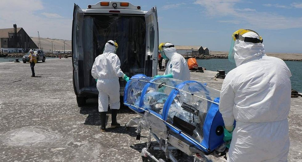 Minsa confirmó el primer caso de coronavirus en Ayacucho. (Foto: GEC)