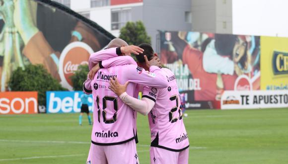 Sport Boys lleva cuatro partidos sin perder en la Liga 1 (Foto:LIGA1)