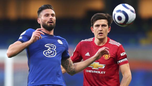Chelsea y Manchester United igualaron sin goles por la Premier League (Foto: AP)