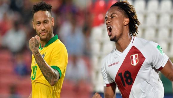 Perú vs. Brasil protagonizarán uno de los duelos más llamativos de la segunda fecha de Eliminatorias