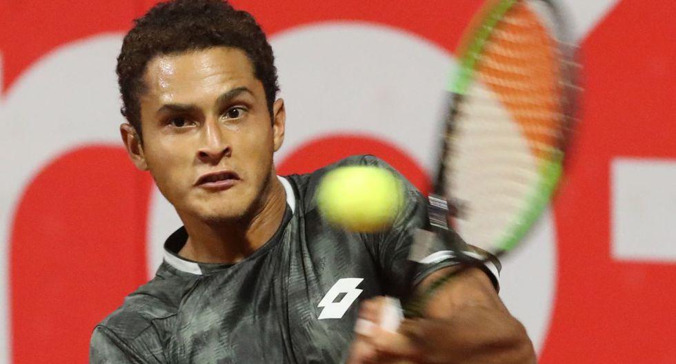 Juan Pablo Varillas perdió ante el español Pedro Martínez por 2-0 (6-3 y 6-3) en la segunda ronda preliminar del Australian Open 2020. (Rolly Reyna/GEC)