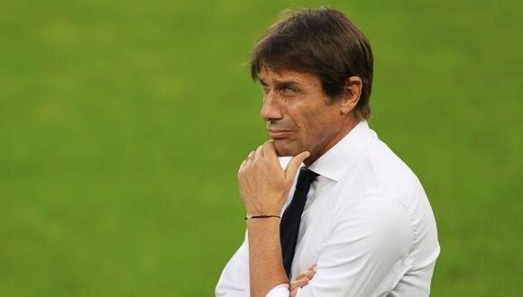 Antonio Conte dejó de ser técnico del Inter de Milán. (Foto: AFP)