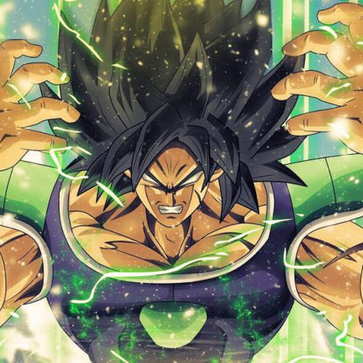 Dragon Ball Super Broly La Escena Que Estaria Basada En La