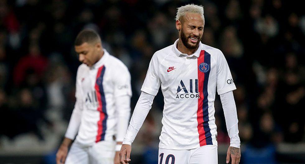 La Ligue 1 tiene como vigente campeón al PSG de Neymar y Mbappé. (Foto: Getty Images)