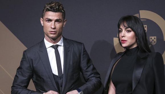 Cristiano Ronaldo y Georgina son pareja desde el 2017. (Foto: AFP)