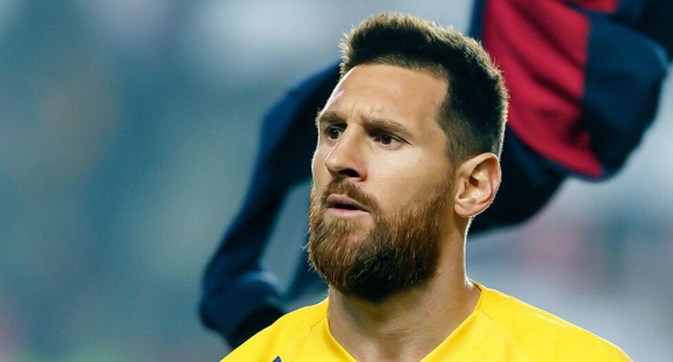 Lionel Messi jugará toda la vida con el FC Barcelona. (Foto: Getty Images)