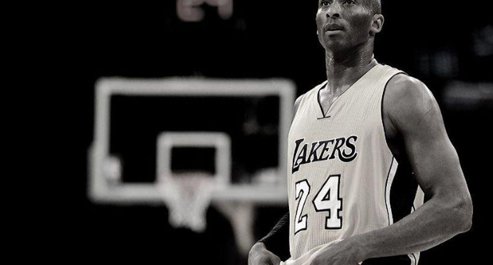 Kobe Bryant. (Foto: Agencias)