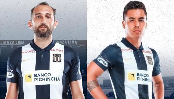 Hernán Barcos y Ricardo Lagos, los mejores registros de gol con Alianza Lima. (Foto: collage)