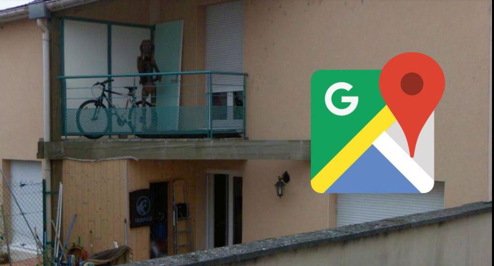 ¿Sabes qué es realmente este ente extraño que ha causado sensación durante años en Google Maps?